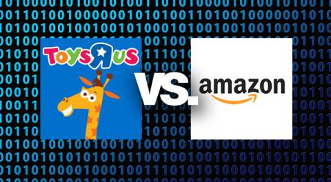 AMAZON AND TOY-R-US