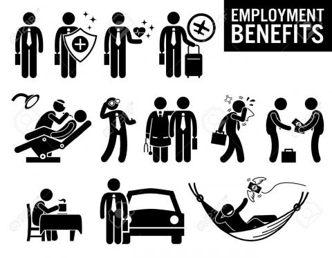 Worker Benefits Essay Examples & Outline