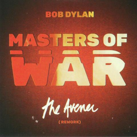 "BOB DYLAN – ""MASTERS OF WAR"""