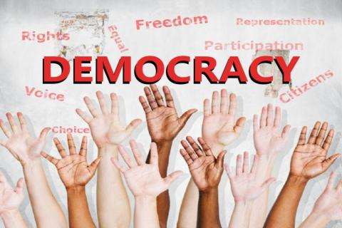 research paper on Democracy