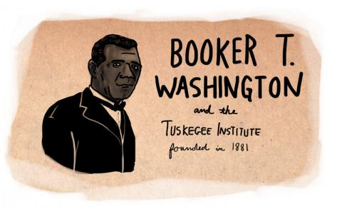 SAMPLE ESSAY ON BOOKER T. WASHINGTON'S CONTRIBUTION TO CIVIL RIGHTS MOVEMENT