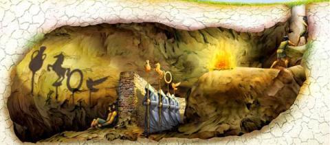 Plato allegory of the cave essay