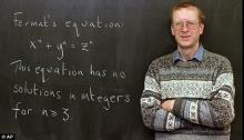 ANDREW WILES BIOGRAPHY
