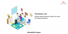 ambulatory care vs outpatient care