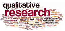 COMPARING THREE QUALITATIVE RESEARCH