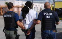 U.S IMMIGRATION AND CUSTOMS ENFORCEMENT